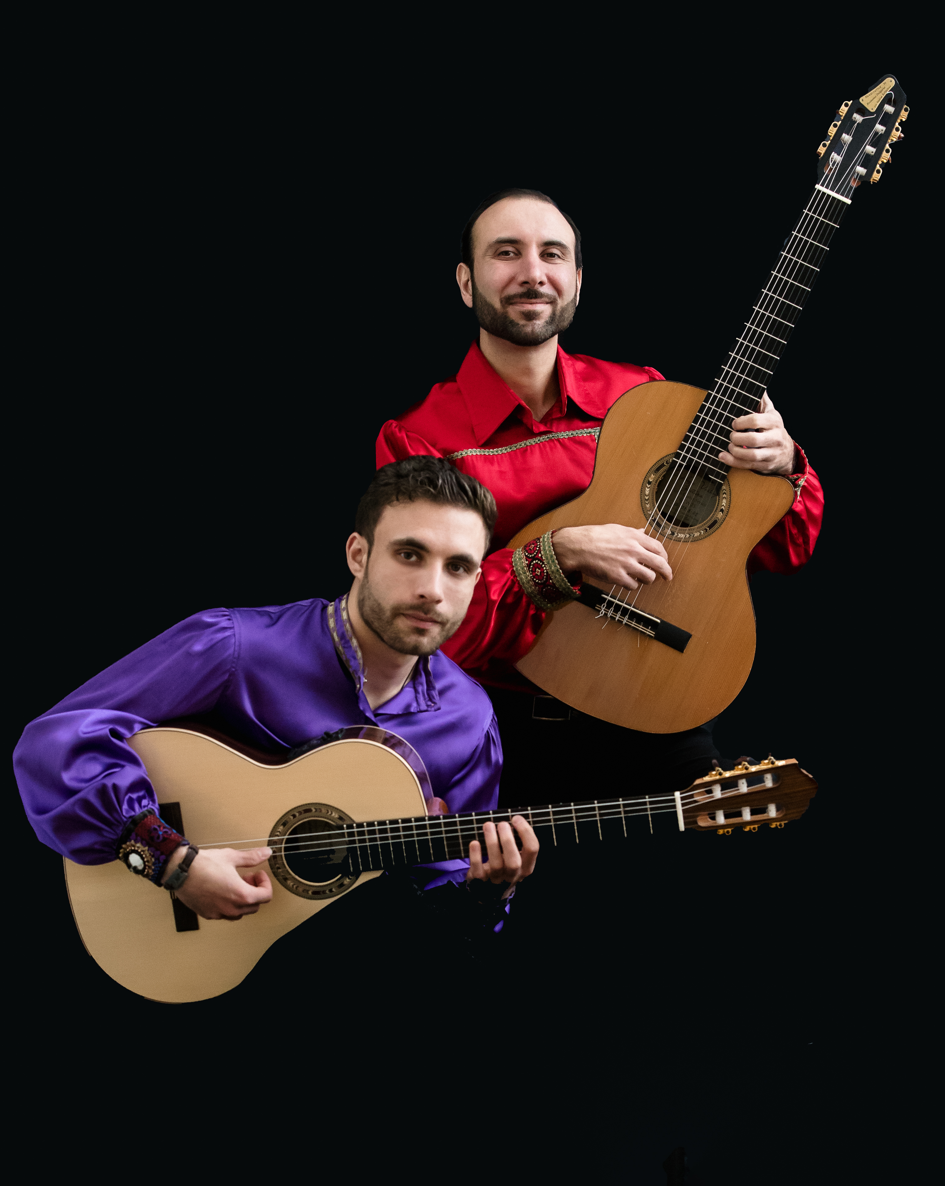 vs guitar duo acoustic gypsy guitar duo. Black Bedroom Furniture Sets. Home Design Ideas